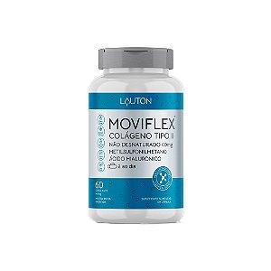 Moviflex Colágeno Tipo II - 60 Cápsulas - Lauton