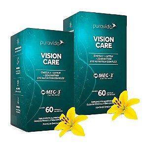 Vision Care - 2 unidades de 60 Cápsulas - Puravida