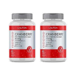 Cranberry Premium - 2 unidades de 60 Comprimidos - Lauton