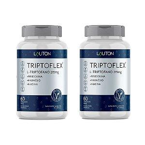 Triptoflex Triptofano - 2 unidades 60 Cápsulas - Lauton