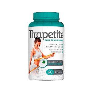 Tirapetite Com Fenilalanina 60 Comprimidos Nutrilibrium