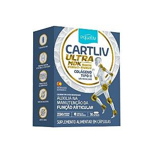 Cartliv Equaliv Tipo 2 Ultra MDK Suplemento 30 Cápsulas
