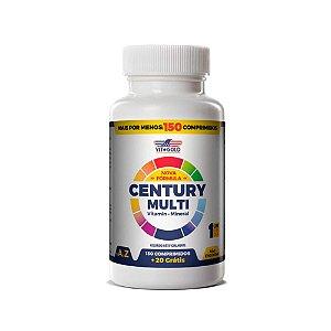 Polivitamínico Century Multi - 150 Comprimidos - VitGold
