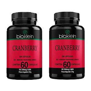 Cranberry - 2 unidades de 60 Cápsulas - Bioklein