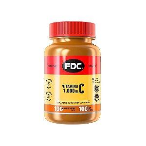 Vitamina C 1000mg - 100 Comprimidos - FDC