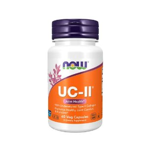Colageno UC-II - 60 Cápsulas - Now Foods