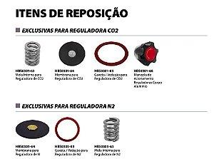ITENS DE REPOSIÇÃO - REGULADORAS HBS