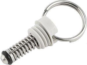 Válvula de alívio de pressão para postmix