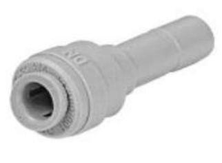 """Conexão rápida de redução tubo 5/16"""" x pino 3/8"""""""