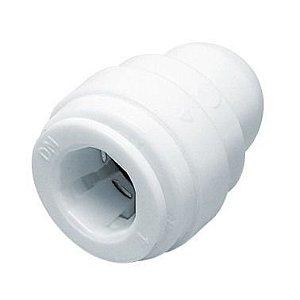 "ATES05 - Conexão rápida tubo cego (TUBE STOP) 5/16"""