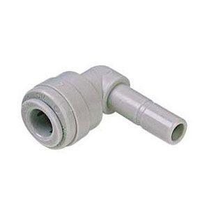 """ATEU0606 - Conexão rápida união cotovelo tubo 3/8"""" x pino 3/8"""""""