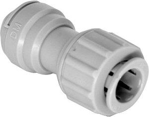 """APSUC0605 - Conexão rápida união Inox 5/16"""" x tubo 3/8"""""""