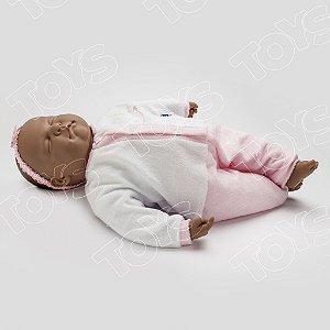Boneca Ninos Negro Dormindo Cotiplás