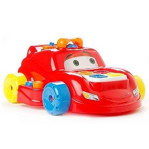Brinquedo Didático Play Time Carrinho com Atividades - Cotiplás