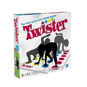 Jogo Twister Novo - Hasbro Gaming