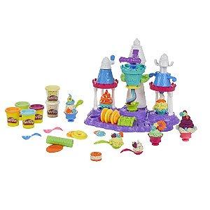 Play Doh Castelo De Sorvete - Hasbro