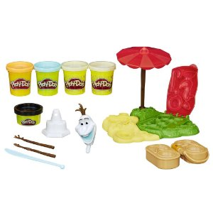 Play Doh Verão Do Olaf Disney Frozen - Hasbro