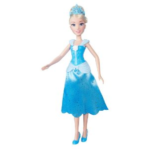 Boneca Cinderela Princesas Da Disney - Hasbro