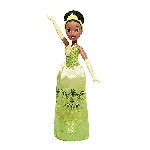 Boneca Tiana Princesas Da Disney A Princesa E O Sapo - Hasbro