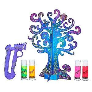 Play Doh Dohvinci Árvore De Jóias E Acessórios - Hasbro