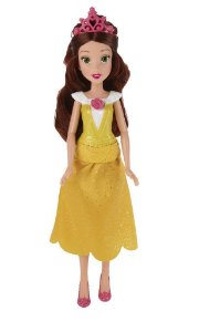 Boneca Bela Princesas Da Disney - Hasbro