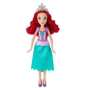 Boneca Ariel Princesas Da Disney - Hasbro
