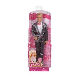 Barbie Fairy Ken Noivo - Mattel