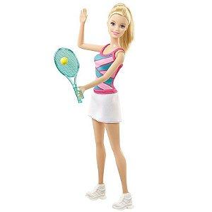 Barbie Jogadora de Tenis - Mattel