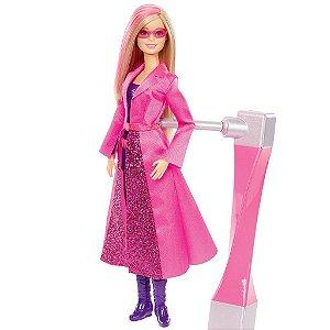 Boneca Barbie Novo Filme Barbie E As Agentes Secretas Mattel