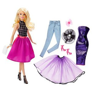 Barbie Fashion Mix'n Match Muitos Looks - Mattel
