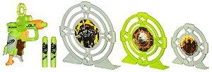 Nerf Zombie Strike Kit De Alvos - Hasbro