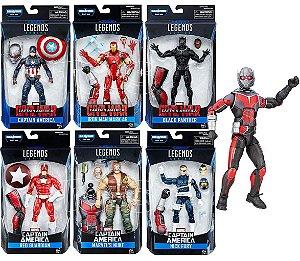 Kit Captain America Civil War Marvel Legends - Giant Ant Man