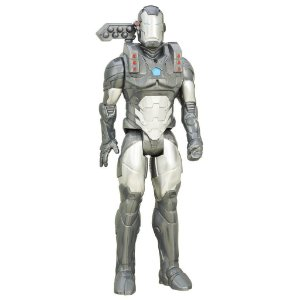 Boneco War Machine Avengers Titan Hero Series - Hasbro