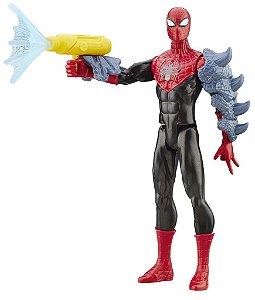 Boneco Marvel Spider Man Sexteto Sinistro Titan Hero Hasbro
