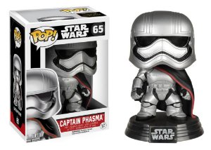 Captain Phasma Star Wars The Force Awakens - Funko POP!
