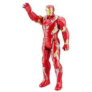 Iron Man Eletrônico Capitão América Guerra Civil - Hasbro