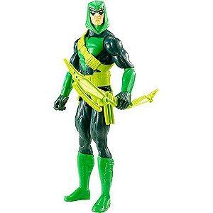 Arqueiro Verde Liga da Justiça DC 30cm (altura) Mattel