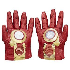 Luva Eletrônica Homem de Ferro Capitão América Guerra Civil - Hasbro