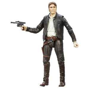 "Han Solo Star Wars The Black Series 6"" - Hasbro"