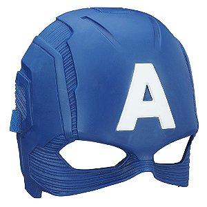 Máscara Capitão América - Capitão América Guerra Civil - Hasbro