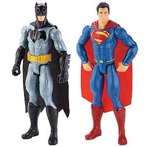 Batman Vs Superman A Origem Da Justiça 30cm - Mattel