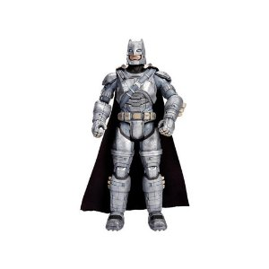 Batman Armadura de Batalha - Batman V Superman Dawn of Justice Multiverse - Mattel