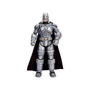 Batman Armadura de Batalha - Batman V Superman Dawn of Justice Multiverse - Mattel