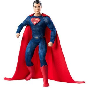 Superman - Batman V Superman Dawn of Justice Barbie Collector - Mattel