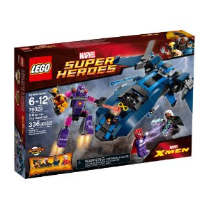 Lego X-Men Vs. The Sentinel Marvel 336Pcs