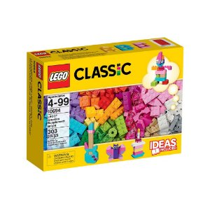 Lego Classic Creative Supplement Bright 303pcs