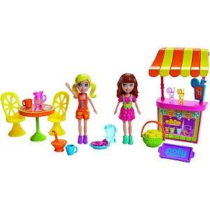 Polly Pocket Limonada Divertida - Mattel