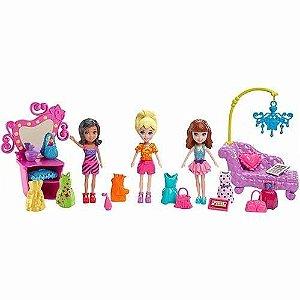 Polly Pocket Festa Fashion - Mattel