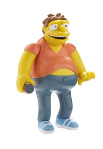 The Simpsons Barney Gumble Talking Figure 25 Years Multikids