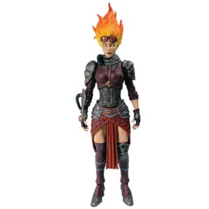 Chandra Nalaar Magic The Gathering Legacy Action Figure